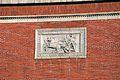 Washington High School (Portland, Oregon) - relief on west façade.jpg