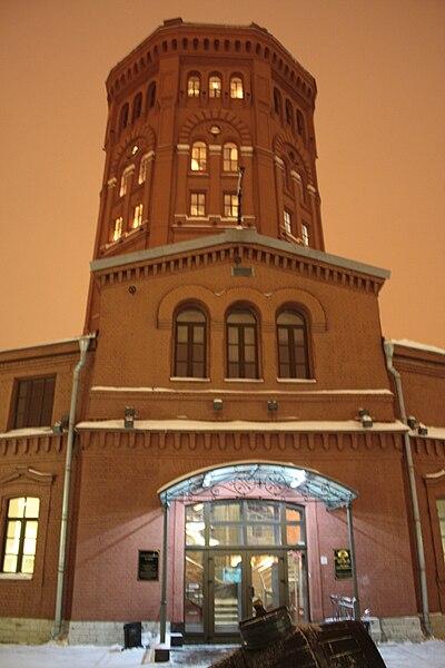 Водонапорная башня Рожновского. Простота и надежность