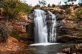 Waterfall in Moab, Utah.jpg