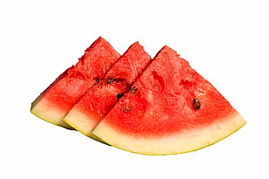 Watermelon - Image: Watermelon slices BNC