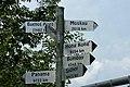 Wegweiser bei Grassau - panoramio.jpg
