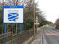 Welcome to East Lothian - geograph.org.uk - 1168602.jpg