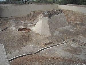 English: Harappa Pakistan Indus Valley Civiliz...