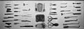 Wellcome museum, primitive medicine; surgical instruments Wellcome M0012328.jpg