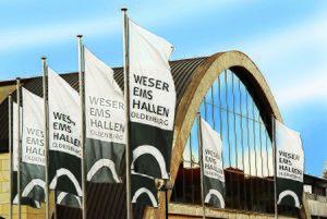 Weser Ems Halle Programm