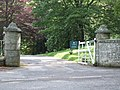 West entrance to Castle Fraser - geograph.org.uk - 458257.jpg