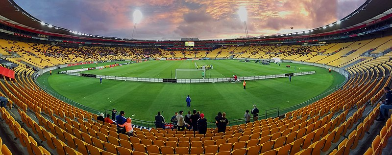 wellington regional stadium wikipedia