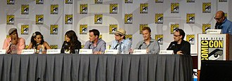 White Collar (TV series) - The cast of White Collar