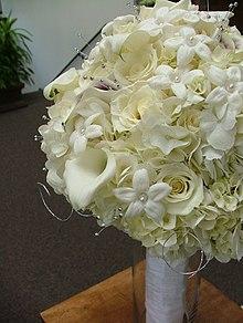 Bouquet wikip dia for Bouquet de fleurs wiki