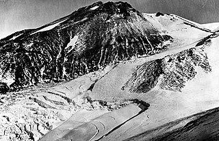 Whitney Glacier glacier in California, United States