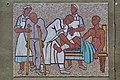 Wien-Ottakring - Gemeindebau Fleminghof - Mosaik Krankenpflege in der Chlumberggasse.jpg