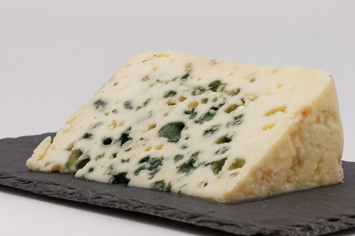 Image result for bleu cheese