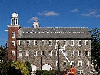 Slater Mill Historic Site - Image: Wilkinson Mill