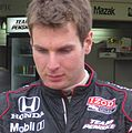Will Power 2010 Indy 500 Practice Day 7.JPG