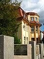 Willa zbudowana jako budynek mieszkalno - reprezentacyjny dla dyrekcji Huty Gliwickiej - Gliwice, ul. Kościuszki 38.jpg