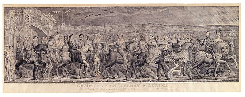 Chaucer's pilgrims : an historical guide to the pilgrims ...