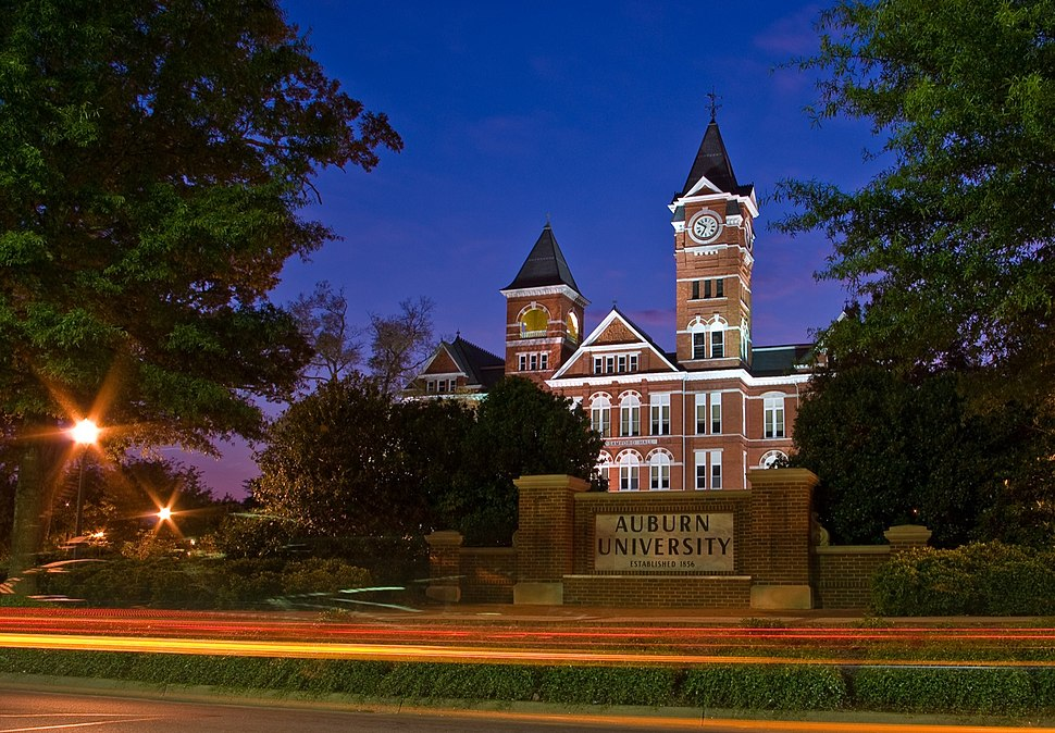 William J. Samford Hall