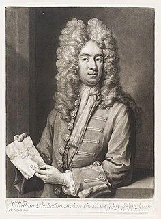 William Pinkethman British actor