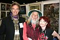 William Stout, George Clayton Johnson and Sunny Brock.jpg