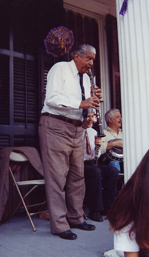 Willie Humphrey - Humphrey at the start of the 1990s