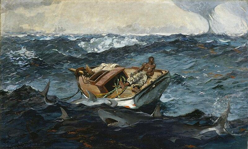 File:Winslow Homer - The Gulf Stream - Metropolitan Museum of Art.jpg