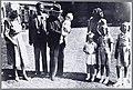 Winston Churchill en mw. Churchill met prinses Juliana en prins Bernhard en de …, Bestanddeelnr 006-0943.jpg
