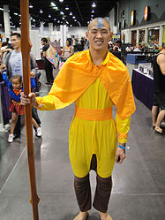 Wizard World Anaheim 2011 - Aang, the Last Airbender (5674469771).jpg
