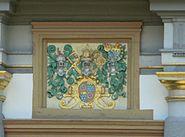 Wolfgang von Dalberg Wappen