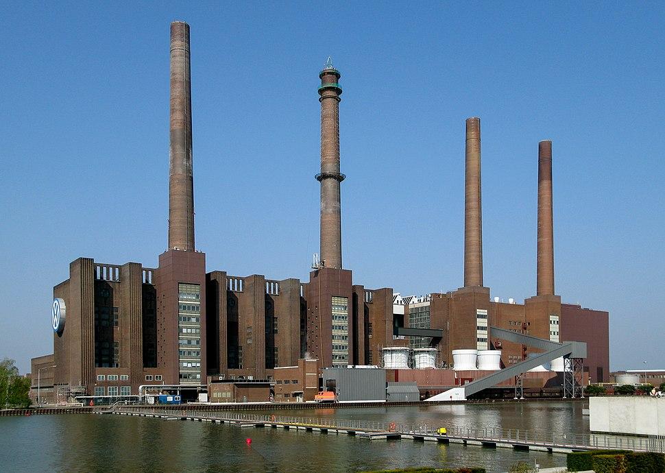 Wolfsburg, Volkswagenwerk -- 2009 -- 0822