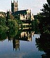 Worcester Cathedral and the River Severn - geograph.org.uk - 896939.jpg