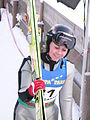 World Junior Ski Championship 2010 Hinterzarten Silje Sprakehaug 044.JPG
