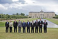 World leaders at the 02nd G8 Summit, Strelna, Russia - 00060716.jpg