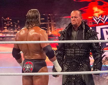 khali vs undertaker first match full version