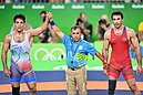 Wrestling at the 2016 Summer Olympics – 85 kg Men's Greco-Roman 10.jpg