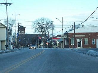 Wrightstown, Wisconsin - Image: Wrightstown Wisconsin WIS96