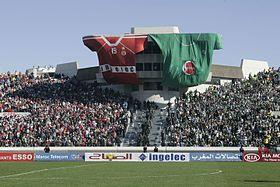 Wydad Casablanca vs Raja de Casablanca, November 16 2008-10.jpg