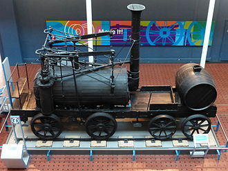 Wylam Dilly - Wylam Dilly at the National Museum of Scotland