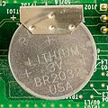 Xerox ColorQube 8570 - Main controller - BR2032 3 V Lithium battery-0213.jpg