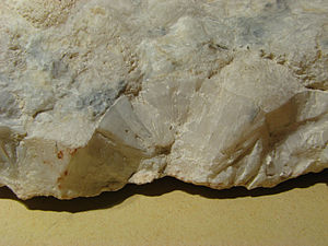 Xonotlite - Xonotlite from Italy.