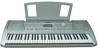 Electronic keyboard - Yamaha PSR-290 electronic keyboard