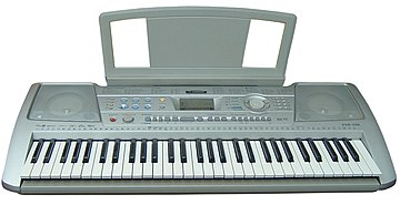 Electronic keyboard - Wikipedia