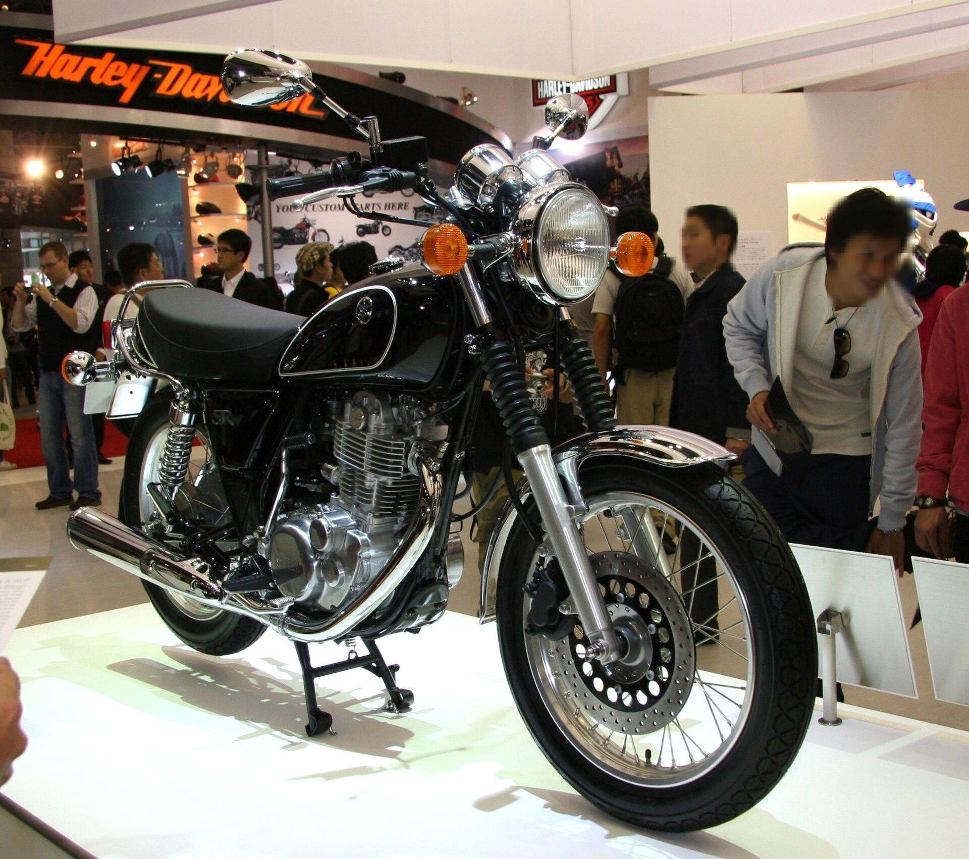 Yamaha Sr400 Amp Sr500 Wikipedia