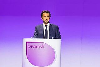 Yannick Bolloré businessperson