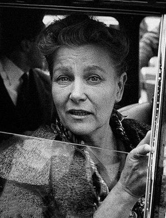 Yekaterina Furtseva - Yekaterina Furtseva in 1964
