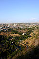 Yerevan. View from slope of Tsitsernakaberd hill.JPG