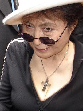 Yoko Ono 2007