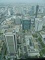 Yokohama Landmark Tower Blick auf Mitsubishi Heavy Industries 1.jpg
