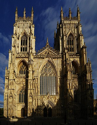 Northern England - York Minster
