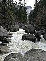 Yosemite Nationalpark John Muir Vernal Falls Trailhead IMG 20180411 115015.jpg