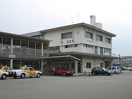 Yoshiwara Station North.JPG
